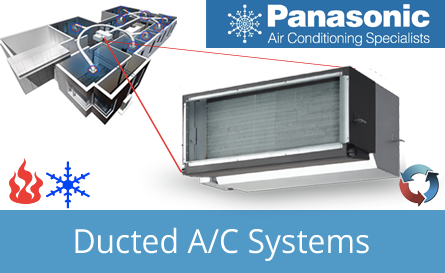 Ducted AC Systems