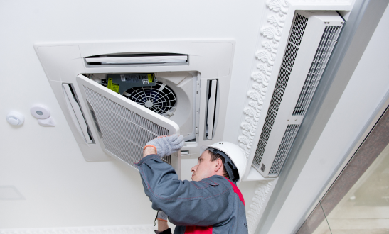 Commercial air conditioning installation Brisbane