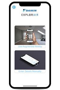Daikin ExplorAir App