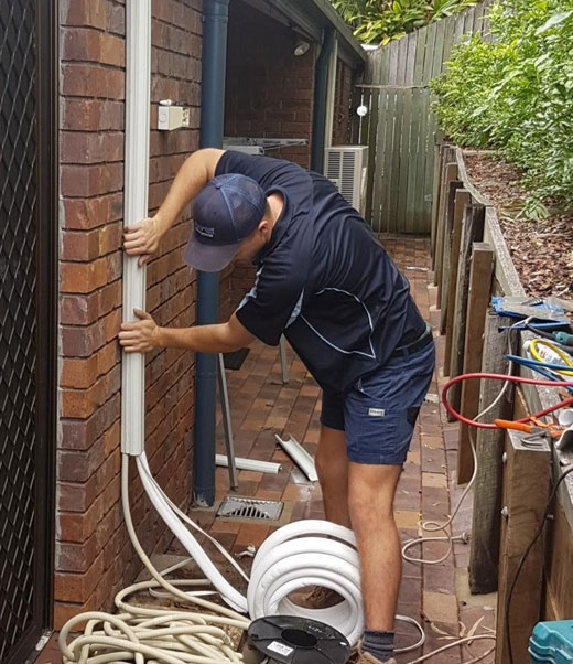 Residentail air conditioning Stafford Brisbane