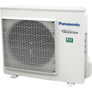 Panasonic Aero RZ Series outdoor unit air conditioning