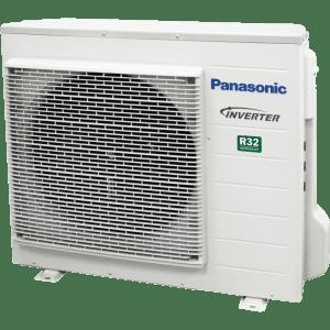 Panasonic Aero Z Series outdoor unit air conditioning