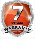 Toshiba air conditioner 7 years warranty